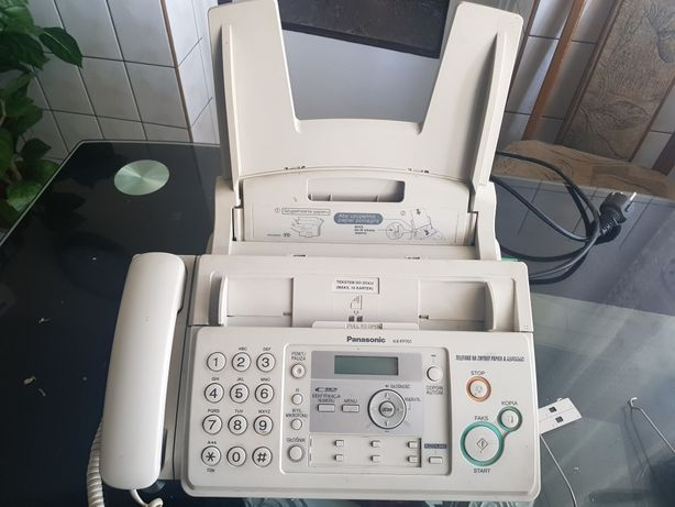 Telefon + fax Panasonic KX-FP701
