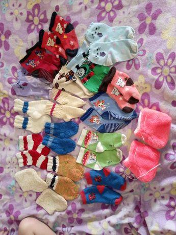 Детская одежда разная