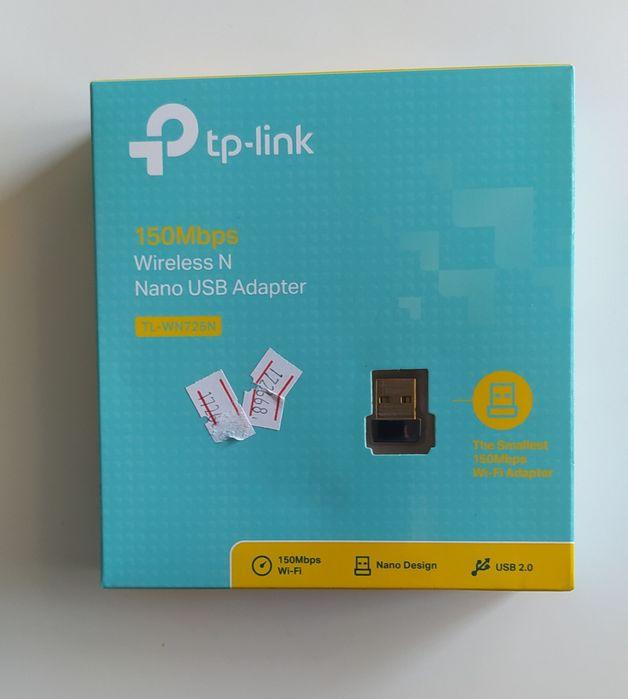 TP-Link USB wi-fi адаптер для стаціонарного ПК Полтава - изображение 1