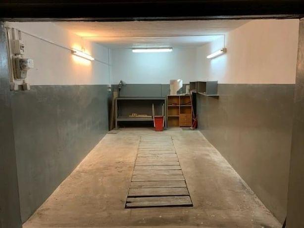 Garaz wynajem sosnowiec wygoda niwka bór murowany kanal prad