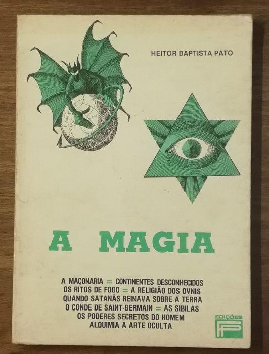 a magia, heitor baptista pato, maçonaria, ovis, satanás, alquimia Estrela - imagem 1
