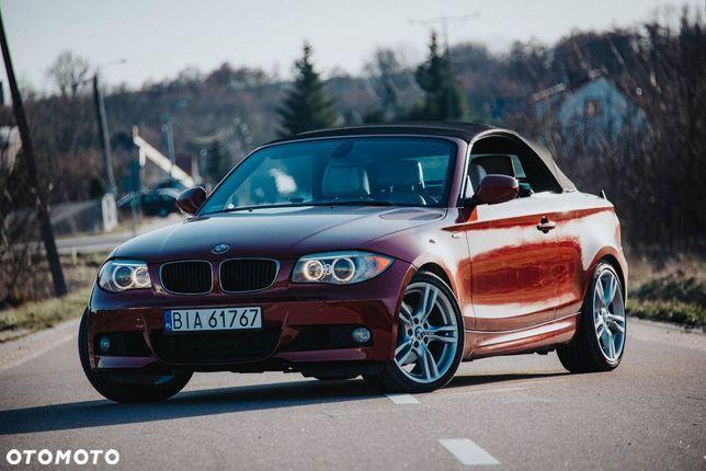 BMW Seria 1 BMW e88 128i 2xMpakiet 3.0b 233km Cabrio!