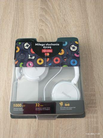 Słuchawki Philips SHL3060WT