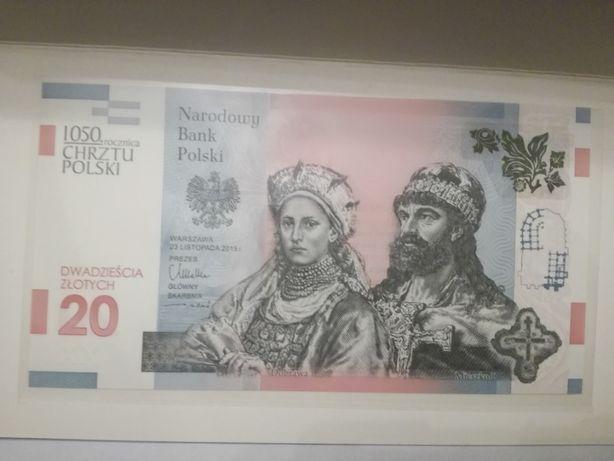 Banknot kolekcjonerski 823 !!!
