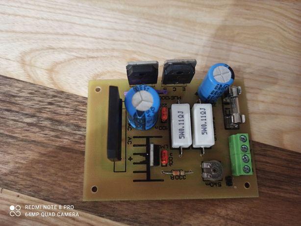 стабилизатор, стабілізатор, LM317, регулятор оборотов, зарядное