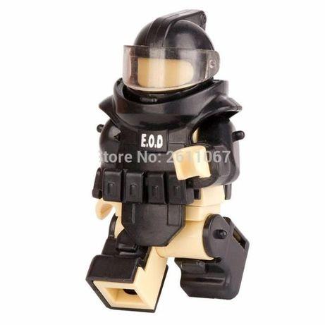 #061 Защита сапера (Лего/Lego) военный конструктор