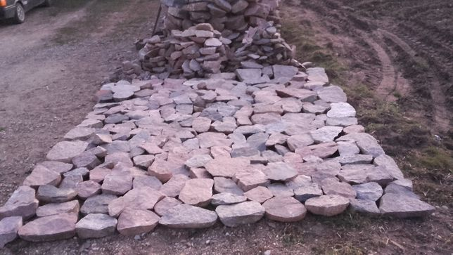 Sprzedam kamień bity polny