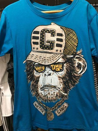 Прикольная футболка Gnash