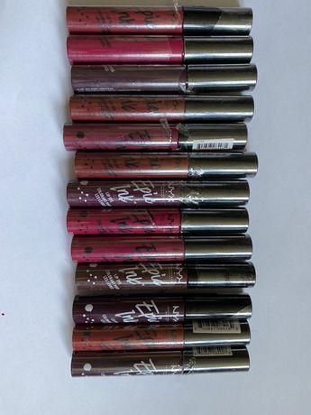 NYX Professional Makeup Epic Ink szminka w płynie