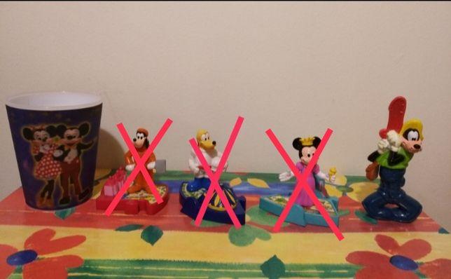 Bonecos brinquedos Mcdonalds Disney Disneyland Paris