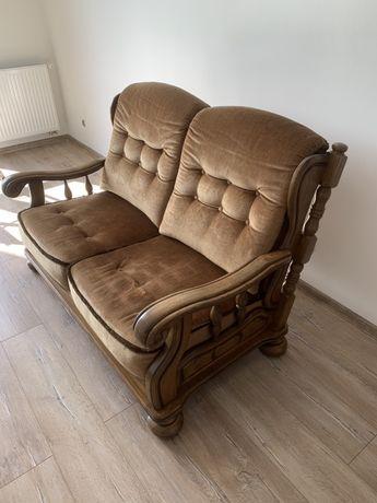 Sofa kanapa dwuosobowa stylowa