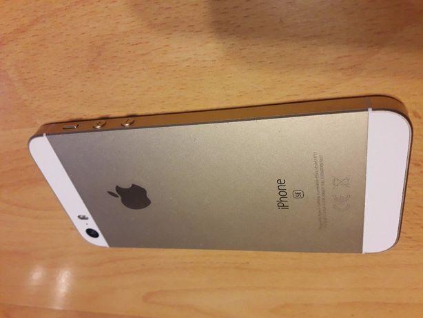 Apple iPhone SE 32 GB złoty ideał kompletny