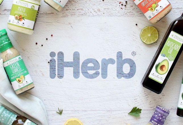 Айхерб, совместные покупки, витамины косметика, спорт питание iherb