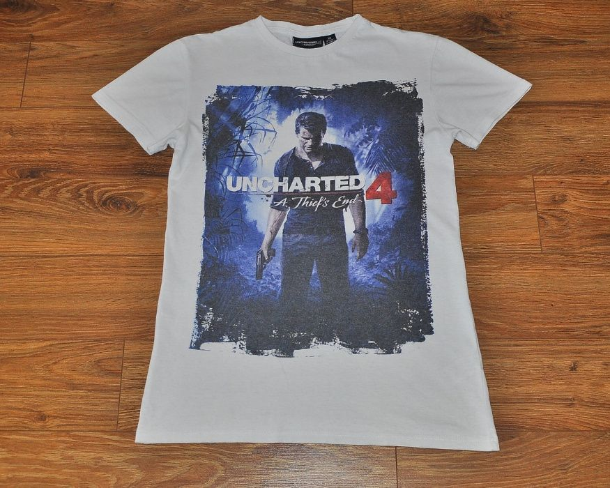 Uncharted 4: A Thief's End - Koszulka rozm.XS Ełk - image 1