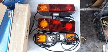 Ursus C-360 C-360-3p MF, ZETOR Zestaw lamp ledowych, LED.
