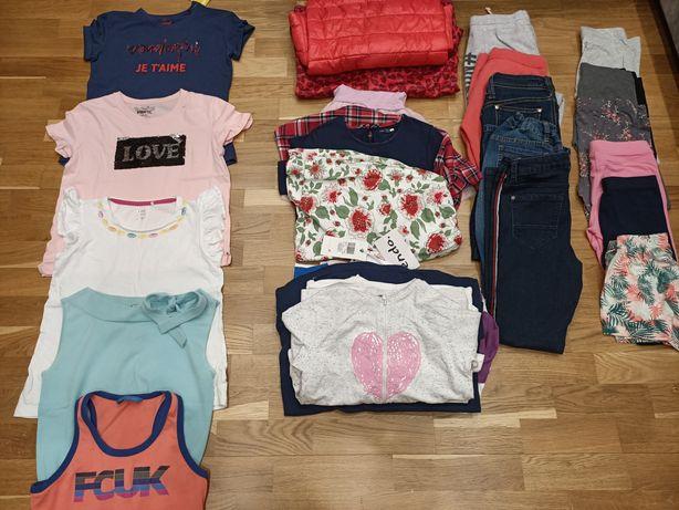 Ubrania dla dziewczynki rozm. 146/152 (10-12 lat)