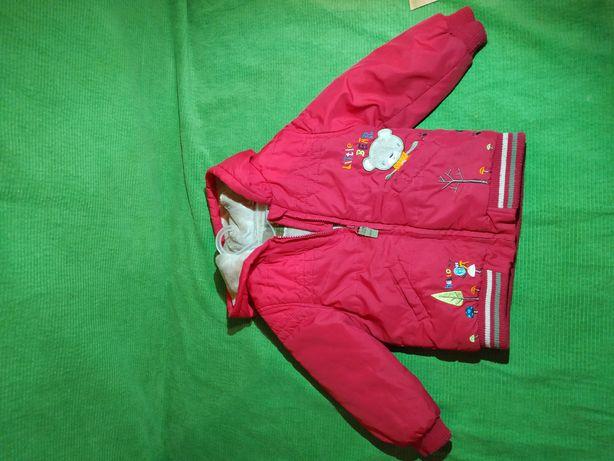 Куртка весняна дитяча
