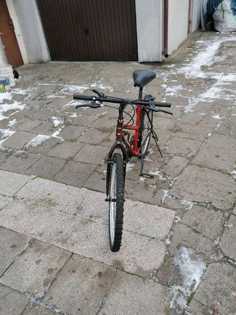 Rower MTB Scramble na kołach 26 cali sprawny
