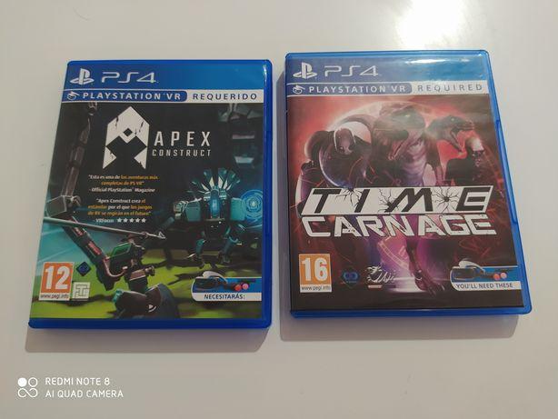 Zestaw gier VR Time Carnage, Apex Construct