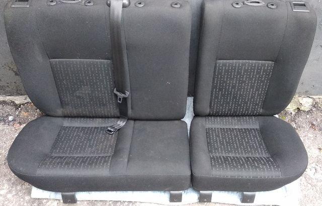 Заднее сиденье Volkswagen Golf4 Универсал
