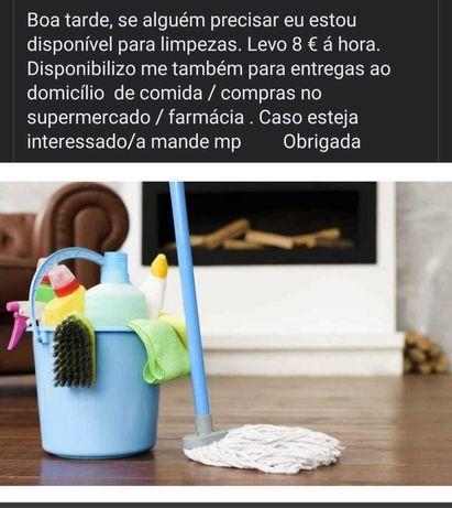 Limpezas e outros serviços