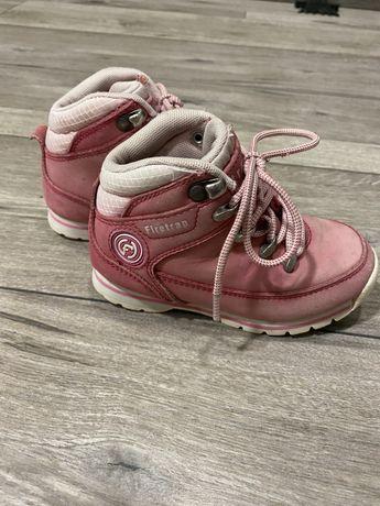 Ботинки оссенние кожаные