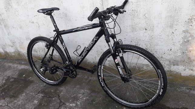 Fajny rower gorski 26' mega lekki :)