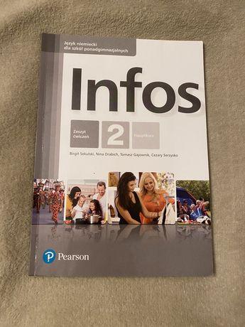 Infos 2 język niemiecki ćwiczenia