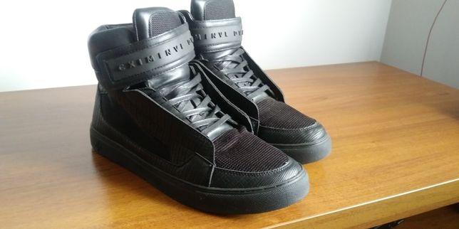 Super buty sportowe wysokie Criminal Damage r.44 nie Nike, Adidas