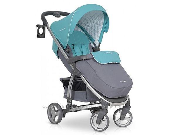 Дитяча прогулянкова коляска EasyGo Virage