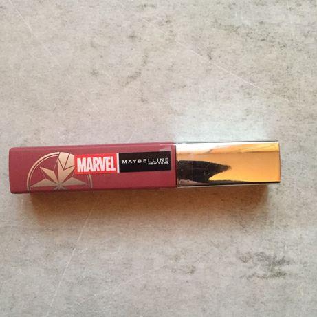 Матовая губная помада Maybelline Marvel Super Stay Matte Ink 80