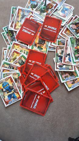 Картки Ніндзяго 70 шт