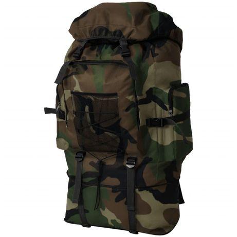 Mochila camuflagem exército 100 L NOVA **envio grátis**