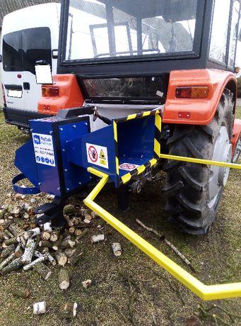 NOWOŚĆ do cięcia gałęzi- rębak 9cm- 4 noże do traktora C330 T25 C360