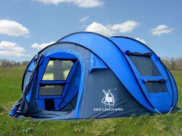 Палатка автоматическая. Комфортная, вместимая, удобная палатка.