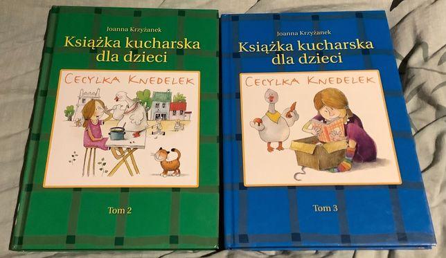 Książki kucharskie o gotowaniu