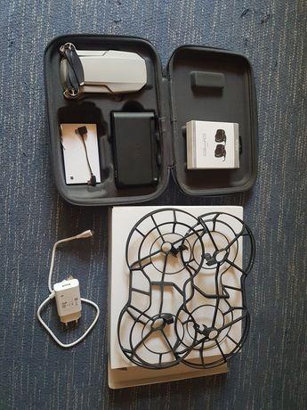 Vendo ou troco Drone DJI Mavic Mini combo + Filtros ND + Sdcard 64gb