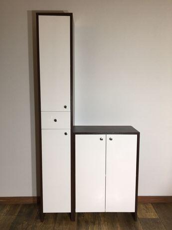Meble łazienkowe / komplet do łazienki / szafka łazienkowa lakier