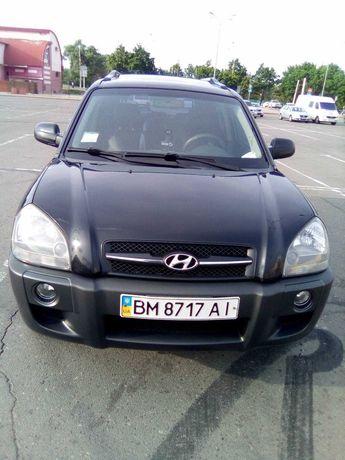 Hyundai Tucson Lux