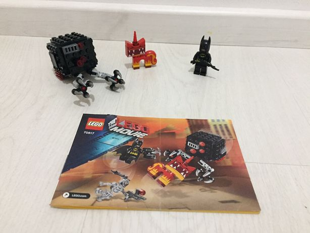 Lego movie 70817