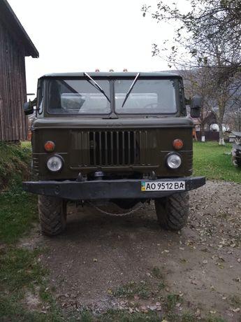 ГАЗ 66 Грузовий автомобіль