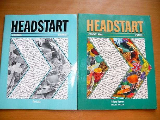 Английский Headstart комплект Учебник + Рабочая тетрадь - оригинал!