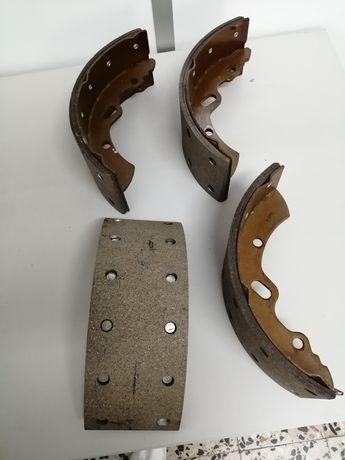 Jogo de maxilas travão Mitsubishi canter FE649 FE659 110mm