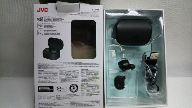 Bezprzewodowy zestaw słuchawkowy 5.0 JVC HA-A10T