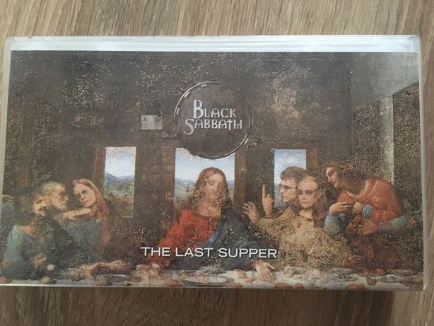 Black Sabbath The last supper VHS