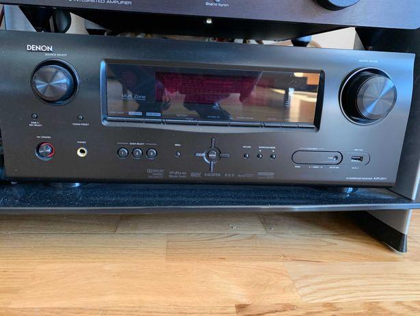 Amplificador Audio e AV DENON excelente estado