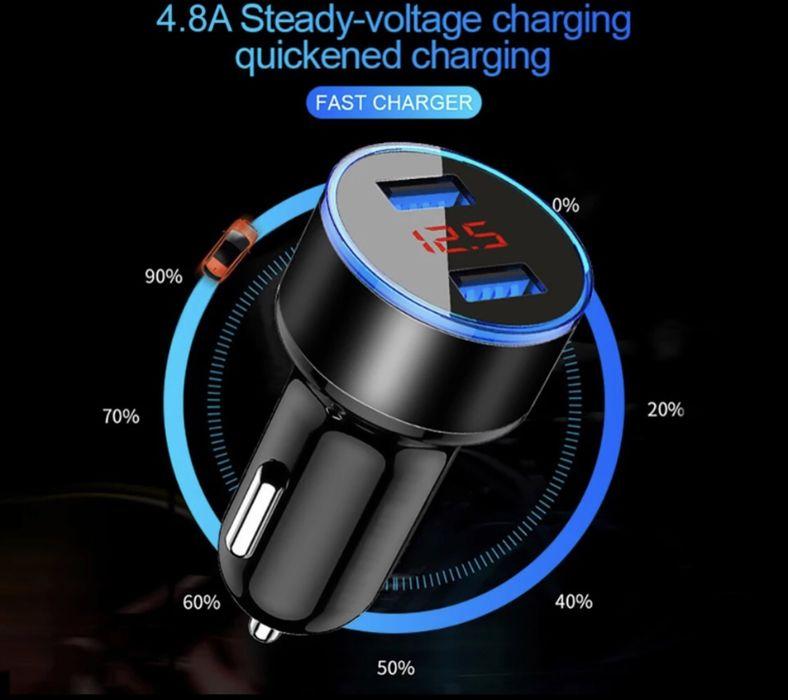 Автомобильное зарядное устройство Одесса - изображение 1