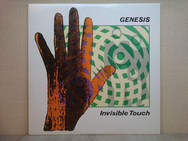 Виниловые пластинки Genesis – Invisible Touch 1986 (Дженесис) ИДЕАЛ!