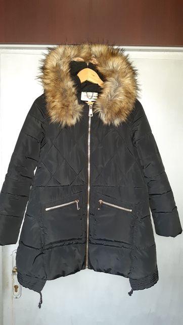 Куртка парка осень зима, размер S