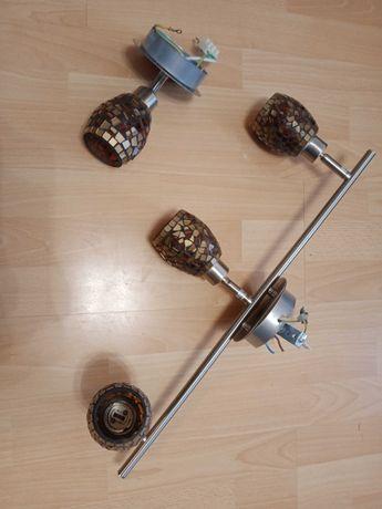 Zestaw lamp ściennych/sufitowych